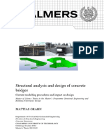 Structural Analysis and Design of Concrete Bridges