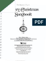 Merry Christmas Songbook