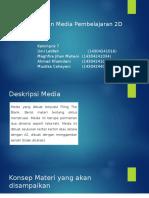 Desain Media Pembelajaran 2 dimensi