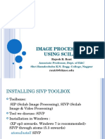 Image Processing Using Scilab