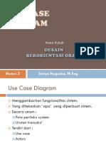 28DBO-3 Use Case Diagram