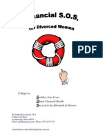 Financial Sos for Divorced Women