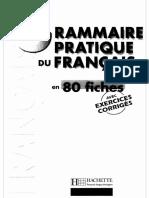 Grammaire en 80 Fiches