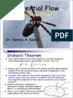 Lecture 3 Part2 Potential Flow