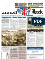 Union Jack News - April 2010