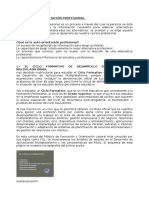 Fol - Tema 1 - Auto-Orientación Profesional