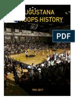 Augie Hoops History