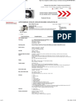 Satellite P300-1GP - Product Specifications - Toshiba