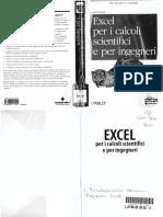Tecnica_delle_Costruzioni_EXCEL Per Calcoli Scientifici e Per Ingegneri_bourg