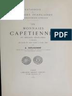 Les monnaies capétiennes ou royales françaises. Sect. 2