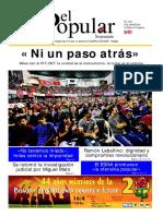 El Popular 342 Órgano de Prensa Oficial del Partido Comunista de Uruguay