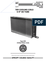 Water Cooling Coils