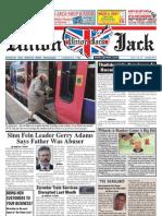 Union Jack News - January 2010