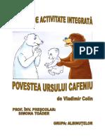 0 Povestea Ursului Cafeniu