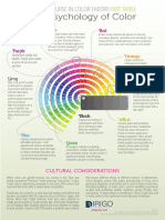 Color Theory Info Graphic Page 3