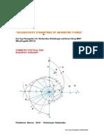 Panagiotis Ch. Stefanides Golden Root Symmetries of Geometric Forms