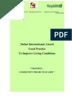 Capacitacion... Proyectos de Vida en Comunidad (INGLES)1
