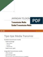 Jartel-3 Guided Transmission Media