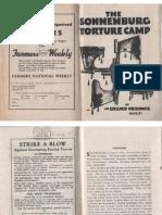 (1934) The Sonnenburg Torture Camp