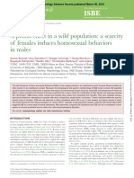 Behavioral Ecology 2016 Bonnet Beheco Arw023