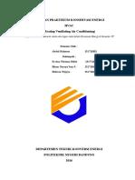 Laporan Praktikum Konservasi Energi Hvac (Autosaved)