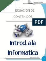 Programa Informática Adecuación