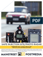 Mainstreet - Safe Injection-Photo Radar