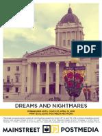 Mainstreet - Manitoba Dreams and Nightmares