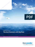 By Corporate Brochure the Best Forecasts With Big Data