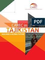 CAREC in Tajikistan (Asian Development Bank)