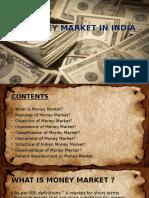 Money Market in India