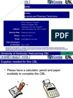 245113086 Pharmacy Calculations