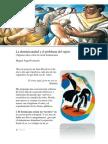 La dominicanidad viajera y el yo /versión SCRIBD