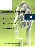 The e Book on Ip by Dr.manjula Sandirigama