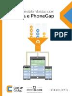 Aplicacos Mobile Hibridas Com Cordova e PhoneGap