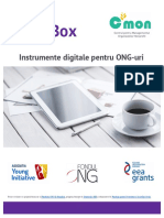 Toolbox Comunicare Ong