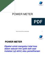 Spower Meter