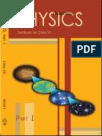 Physics 1 - Class XII
