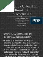 Economia Urbana În România