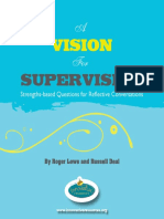Vision for Supervision Booklet for Web