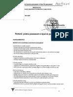 PR-62 SM SJUT-Protocol Pentru Pansament Si Tipul de Pansament