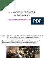 anestessia quirurgica