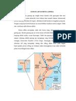 Gunung API Dibenua Afrika