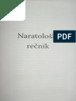 Džerald Prins - Naratološki rečnik
