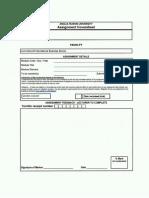 Covaru cover sheeter Sheet