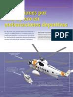 Evacuación Helicóptero