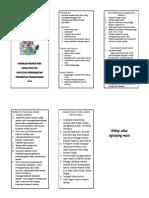 Leaflet Rhematik Dan Penanganannya
