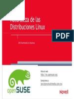 Naturaleza de Las Distribuciones Linux