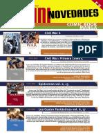 PANINI - Novedades 2007 - 11 - Noviembre