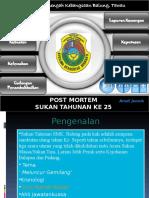 post mortem sukan.ppt